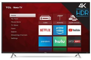TCL tv review
