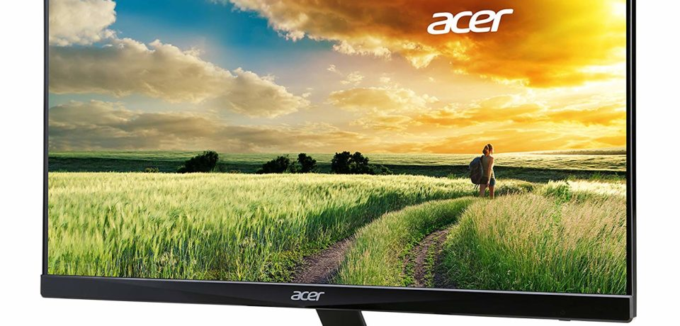 Best Gaming Monitor Brands Reviews: Acer R240HY bidx 23.8-Inch (1920 x 1080) Widescreen Monitor