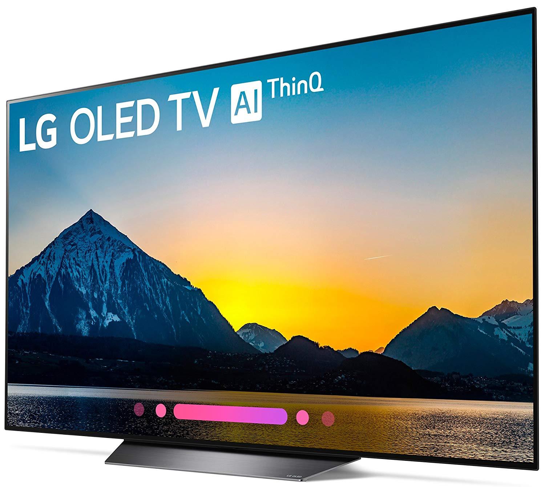 LG 65-Inch TV 4K OLED65C8PUA OLED