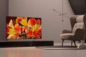 Sony 85-inch TV XBR85X850F