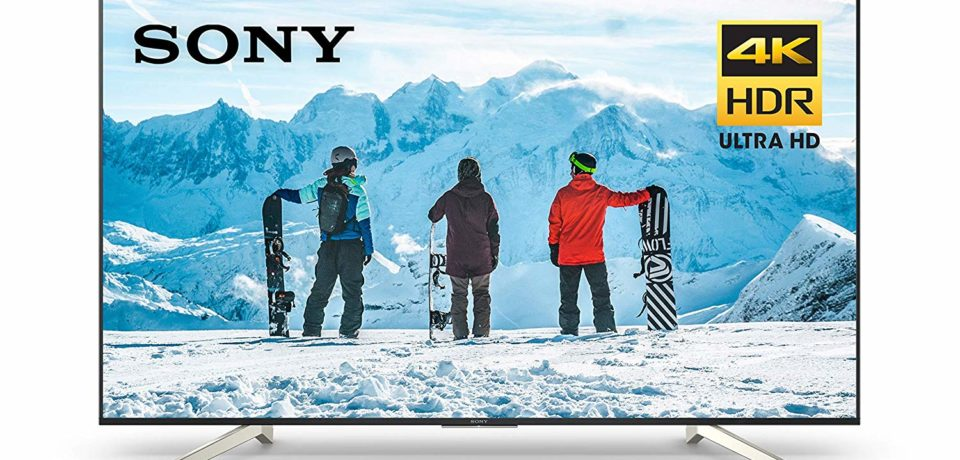 Sony 85-inch TV XBR85X850F Ultra 4K HD: Is It Too Big to Succeed?