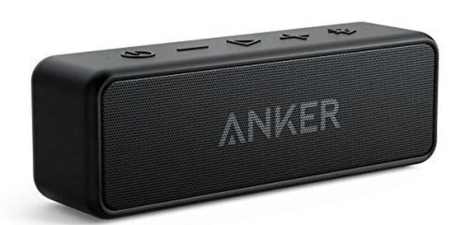 The Anker Soundcore 2 Bluetooth Speaker Review: Small but Powerful