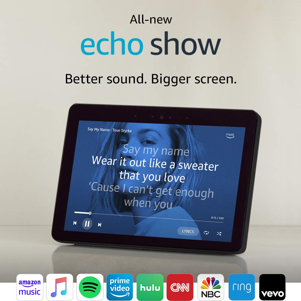 amazon echo show 2nd generation review