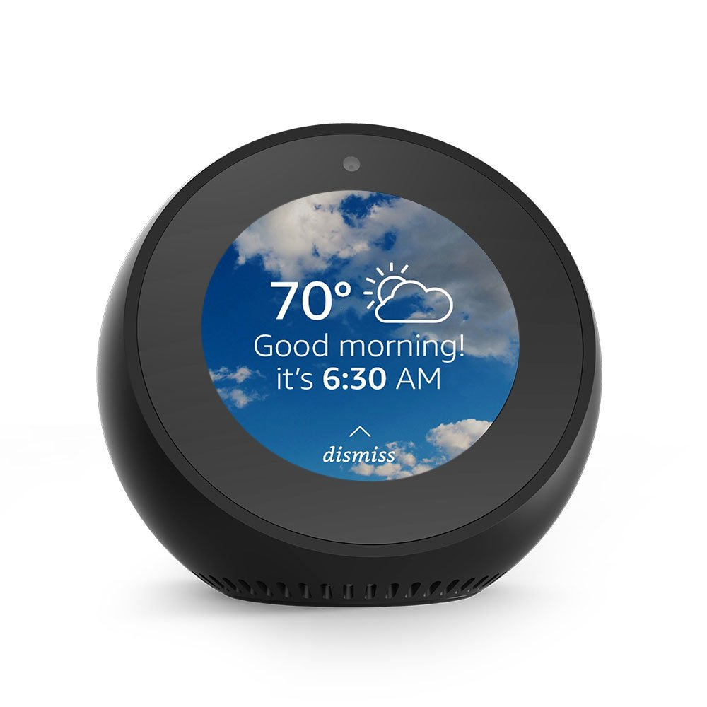 Amazon Echo Spot Review 2019: Beauty and Function