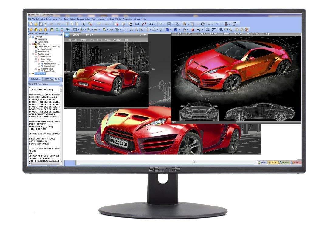 Sceptre E248W-19203R Review: A Bargain 24-Inch Full HD Monitor