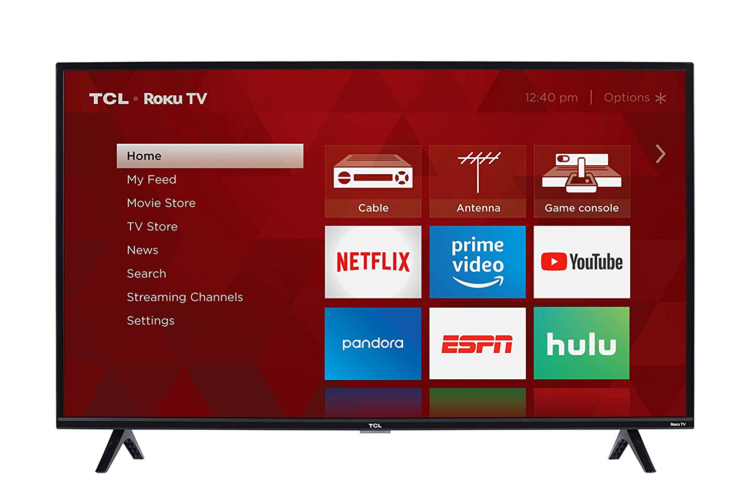 TCL 40S325 40 Inch Roku Smart TV Review