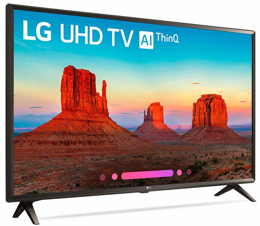 LG 43UK6300PUE 43-Inch 4K Ultra HD Smart LED TV review