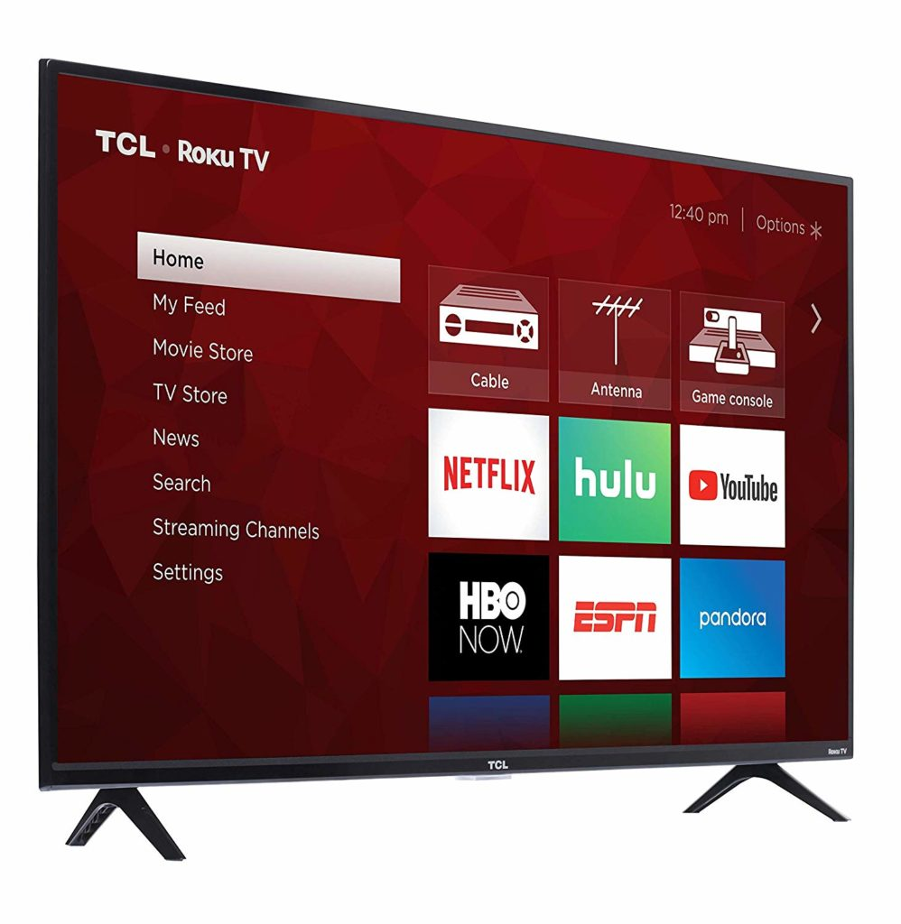 TCL 43 Inch S425 4K HDR Roku TV review