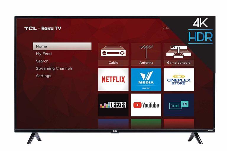 TCL 50S425 4K Roku Smart TV reviews