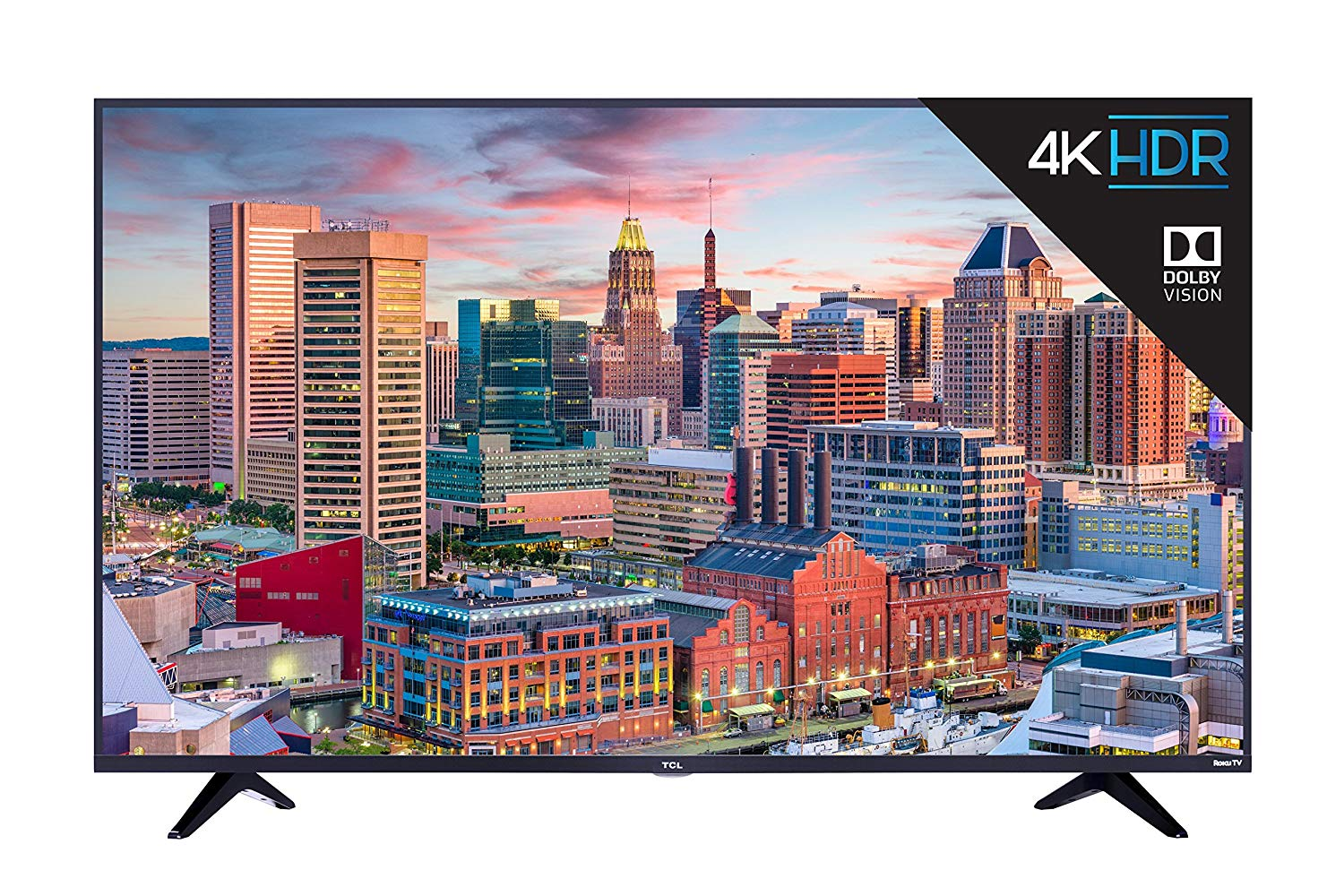 TCL 65 Inch S517 4K HDR Roku Smart TV Review