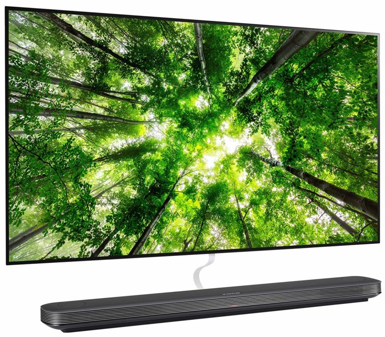LG Signature 65 inch OLED Smart TV review