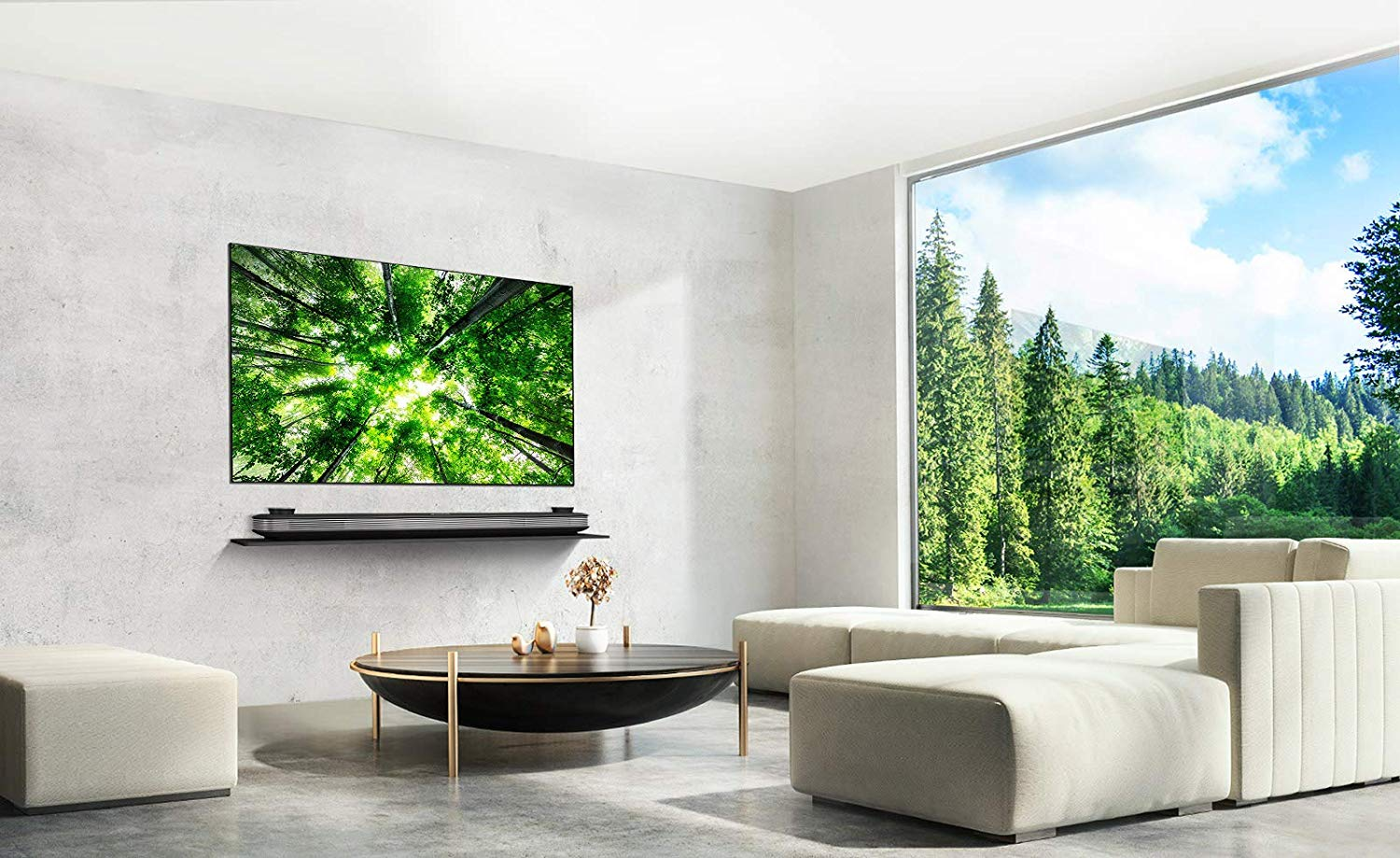LG OLED77W8 77 inch 4K Smart TV review