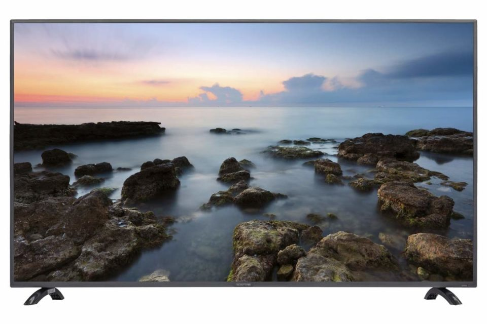 The Sceptre X515BV 50 Inch 1080p TV Review