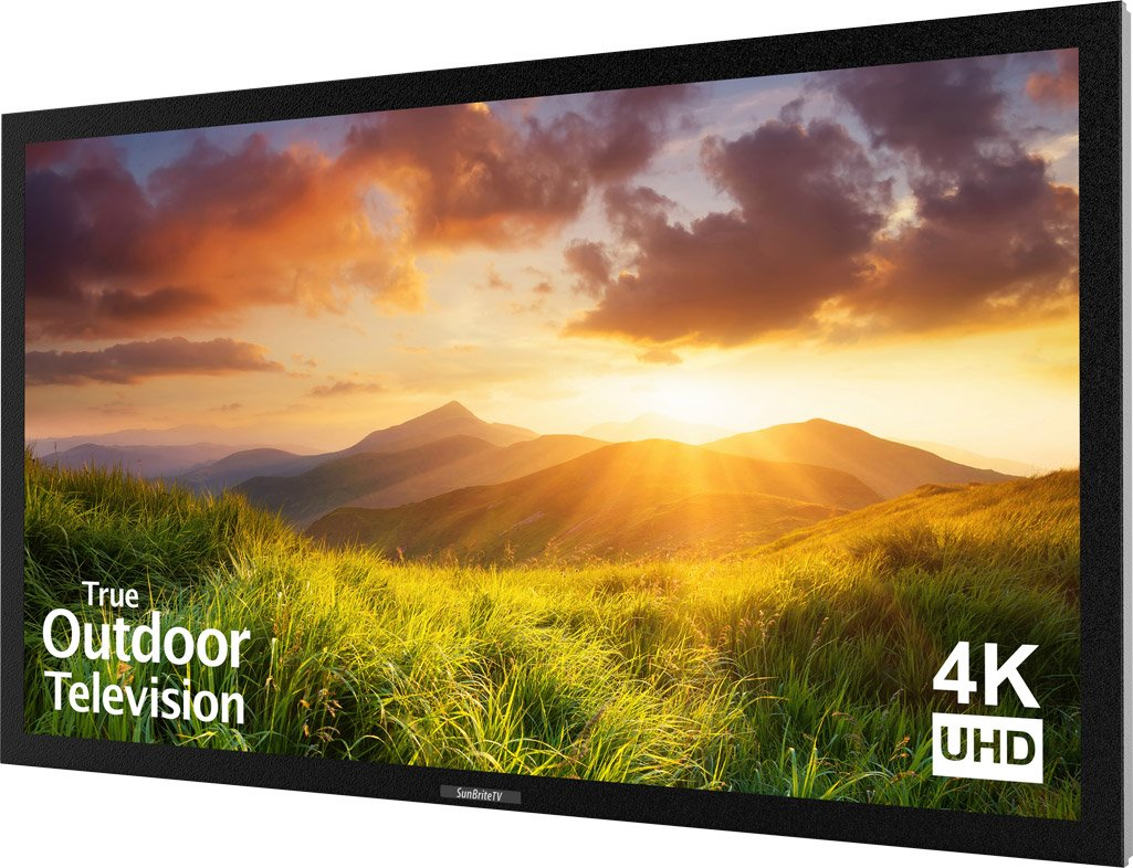 SunBriteTV Veranda 55 Inch 4K LED outdoor rated TV review