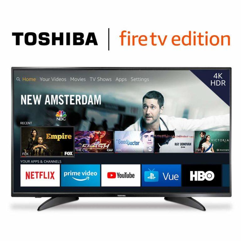 Toshiba 43LF621U19 43-inch 4K Ultra HD Smart LED HDR TV review