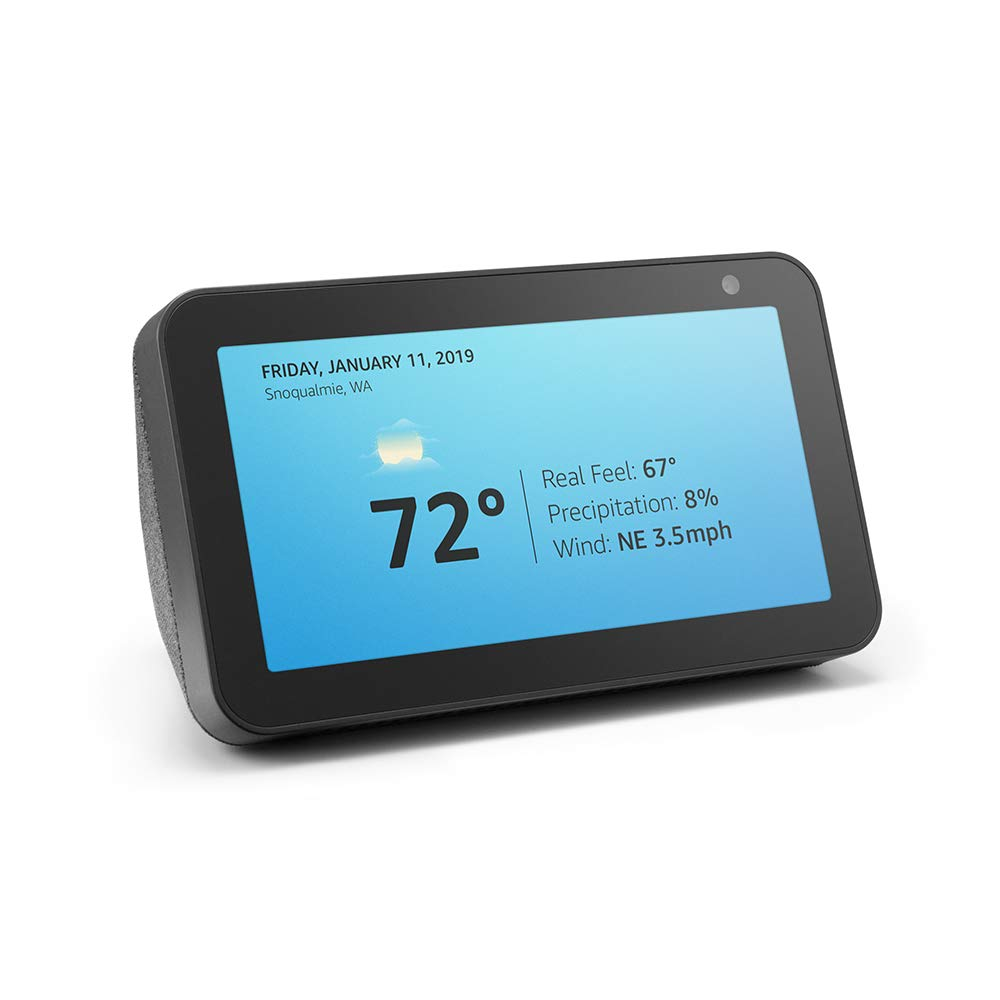Amazon Echo Show 5 Review: A Good Smart Alarm in a Small Package