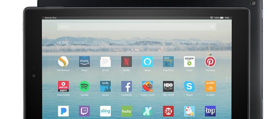 Amazon Fire HD 10 Tablet Review 2019: Good User-Experience, Great Pricing, Excellent Performance