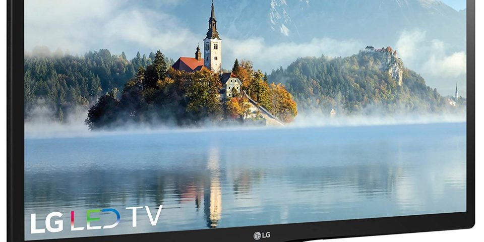 LG 24LJ4540 Review: 24 Inch, 720p LED Television