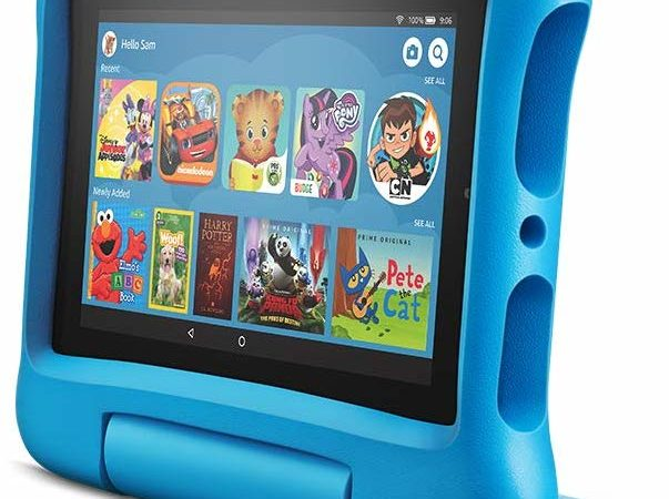 Amazon Fire Kids Tablet Review: An Affordable Tablet That Works Just Fine
