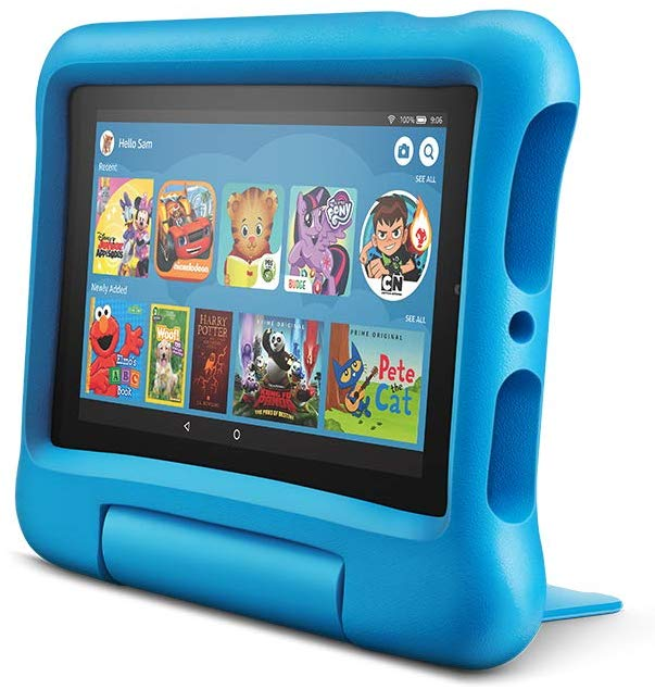 Amazon fire kids tablet review