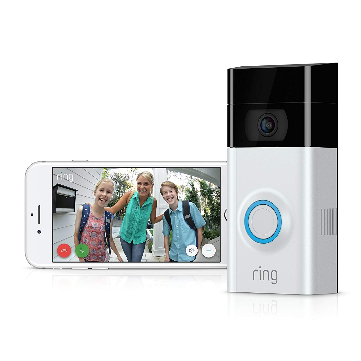 best wireless doorbell camera