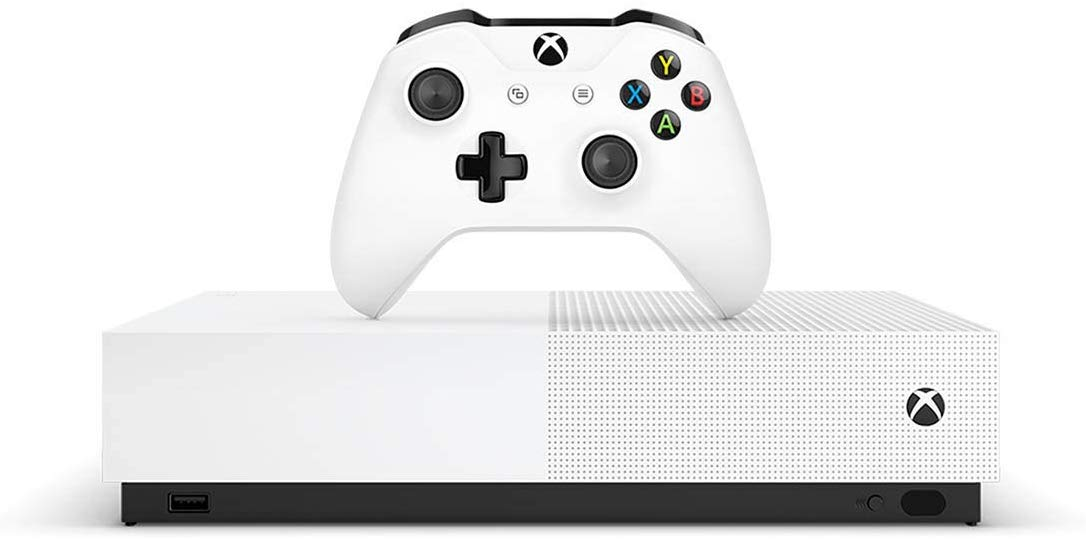 Xbox One S All digital review