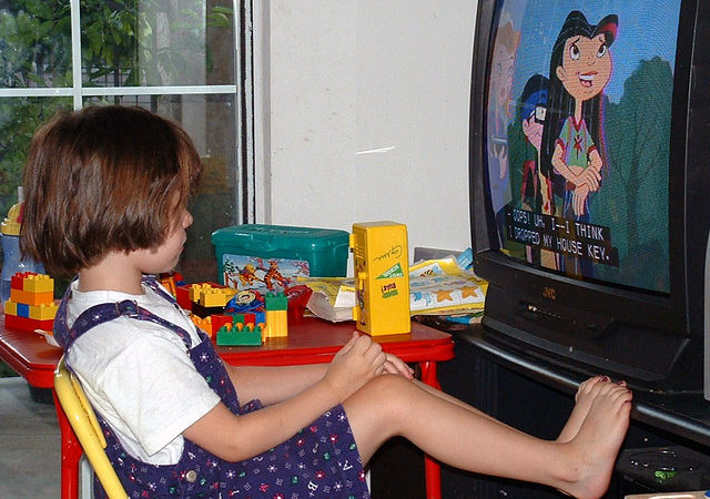 Should My Child Have a TV in Their Room?