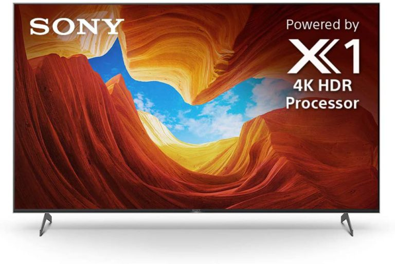 Sony X900H review