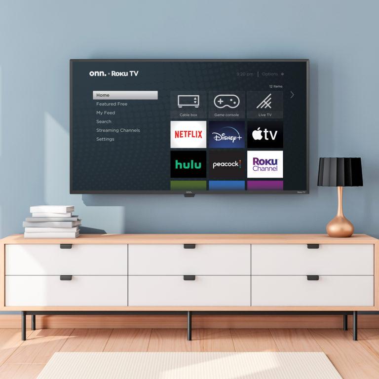 Walmart 42-Inch TV for $88