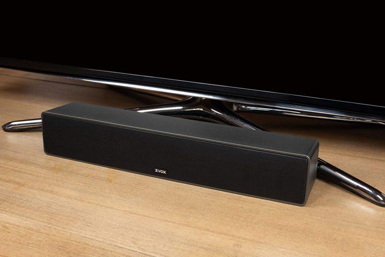 ZVOX AV157 soundbar review
