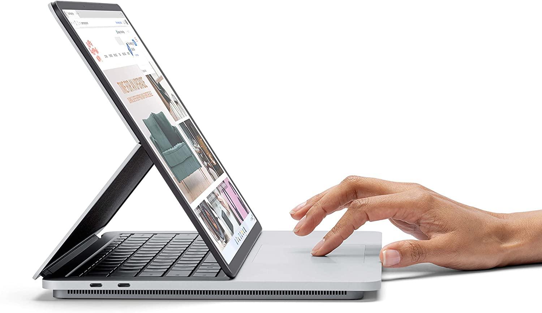 Microsoft Surface Laptop Studio review